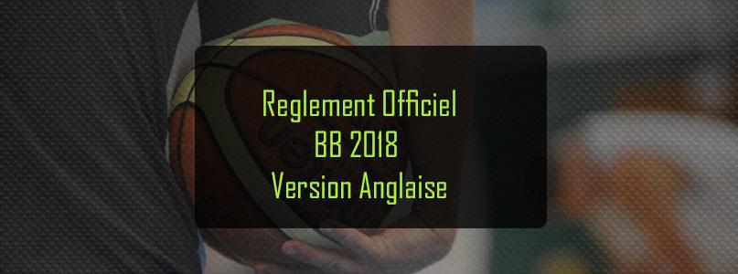 Reglement officiel BB 2018 version anglaise