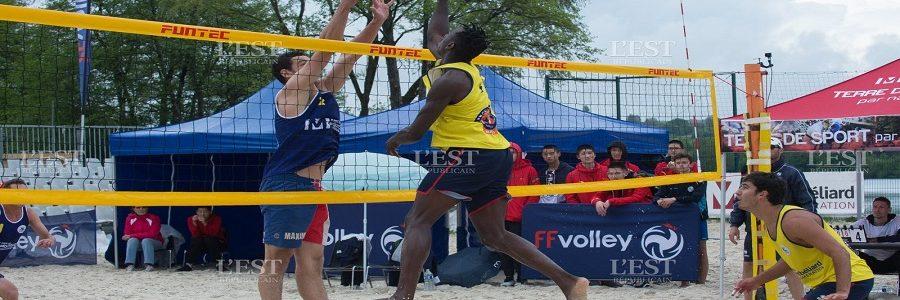Régles de jeu de Beach volley 2017/2020